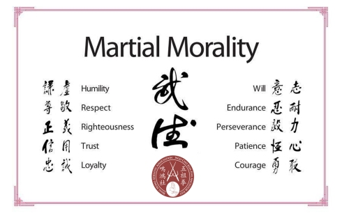 Morality Sign