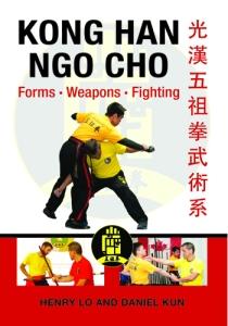 Kong Han Ngo cho book cover