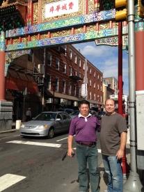 Liu Chang I and Mark V. Wiley